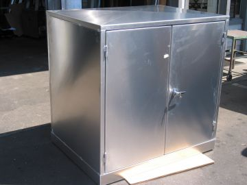 Sheet Metal, Enclosures, Consoles