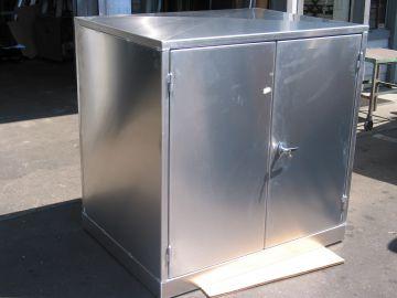 Sheet Metal, Enclosures, Consoles